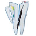 Escova Interdental Curaprox Pocket Set CPS 457B c/4