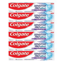 Kit 6x90g Creme Dental Colgate Sensitiv Alívio Imediato Orig