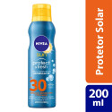 Protetor Solar Nivea Sun Protect e Fresh Spray FPS30 200mL