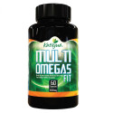 MultiÔmegas Fit Katiguá 1000mg c/60 Cápsulas