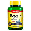 Blueberry Maxinutri 500mg c/60 Cápsulas