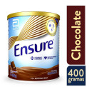 Ensure Pó Suplemento Adulto Sabor Chocolate Lata 400g