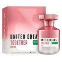 Benetton United Dreams Together EDT Perfume Feminino 50mL