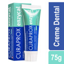 Enzycal 1450 Curaprox Creme Dental Suíço 75g