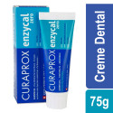 Enzycal Zero Curaprox Creme Dental Suíço 75g