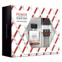 Kit Antonio Baderas Power of Seduction Perfume +Des 150mL
