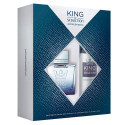 Kit Antonio Banderas King of Seduction Perfume+Deo Des 150mL