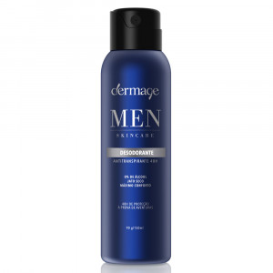 Desodorante Antitraspirante Masc Dermage MEN 48h Spray 150mL