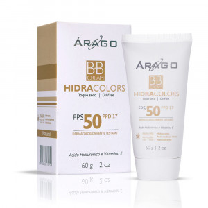 BB Cream Hidracolors Protetor Solar Cor Natural FPS50 60g