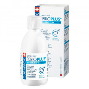 Perio Plus Regenerate Curaprox Enxaguante Bucal 200mL