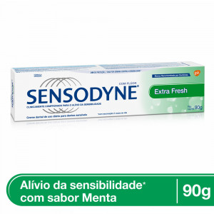 Sensodyne Extra Fresh Creme Dental 90g
