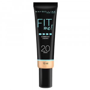 Maybelline New York Corretivo Fit Me - 20 Médio