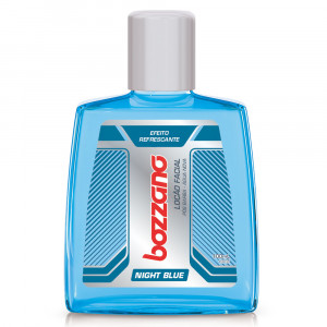 Loção Pós Barba Bozzano Night Blue 100mL