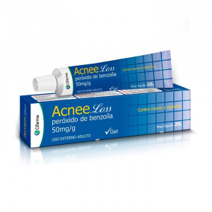 Acnee Loss Gel 50mg/g 20g