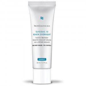 SkinCeuticals Glycolic 10 Renew Overnight Antirrugas 50mL