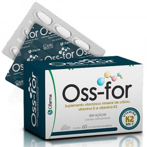 Oss-For c/ 60 Comprimidos