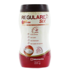 Regulare Six 6 Fibras Pote 225g