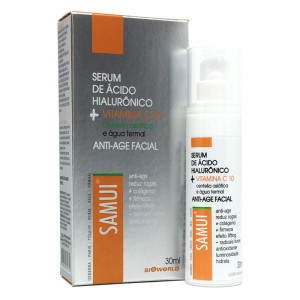 SAMUI Antiage Sérum Anti-Idade Facial com Vitamina C 30mL