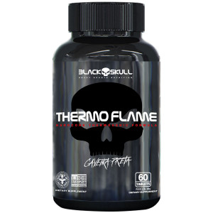 Thermo Flame Black Skull c/60 Tablets